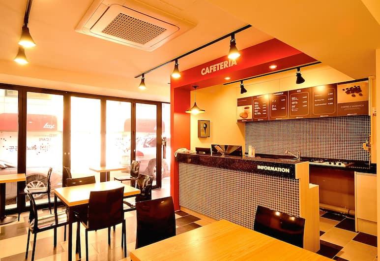레드 게스트하우스, 서울특별시, 아침 식사 공간
