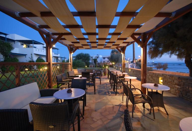 Liana Beach Hotel & Spa, Naxos, Terrass