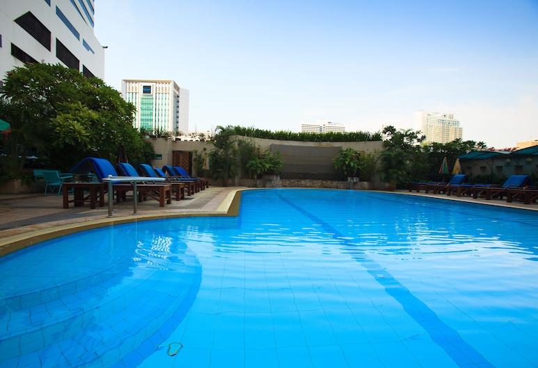 ナナ ホテル, バンコク, 屋外プール
