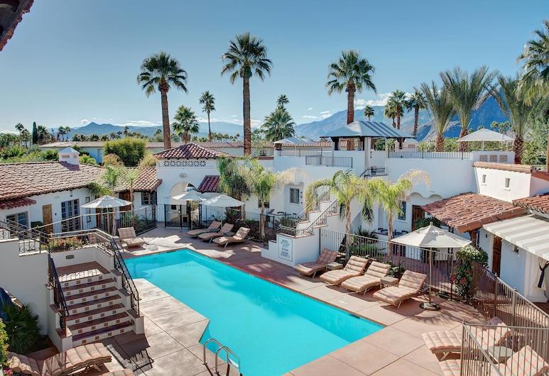 特里亞達棕櫚泉簽名集團飯店, 棕泉市, 游泳池