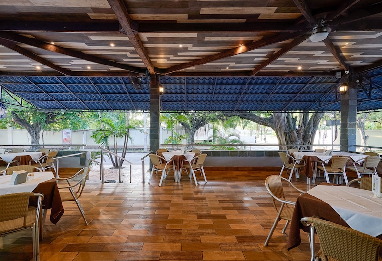 Hotel Riazor, Santo Domingo, Taras/patio