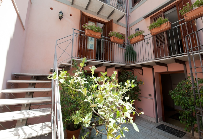 Residence Il Capo, Palerme, Cour