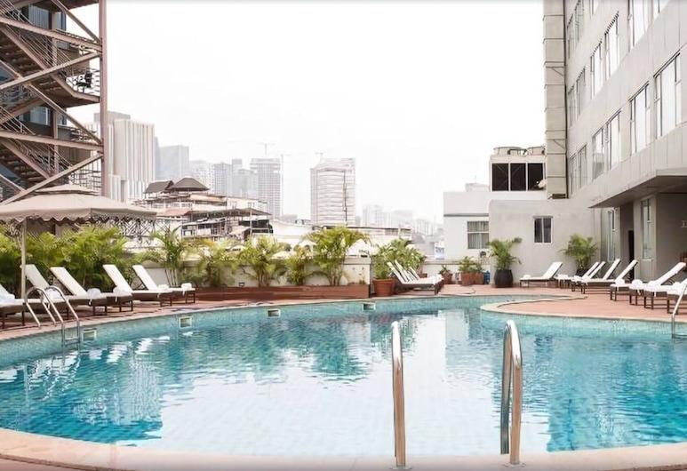 Diamante Hotel, Luanda, Bazén
