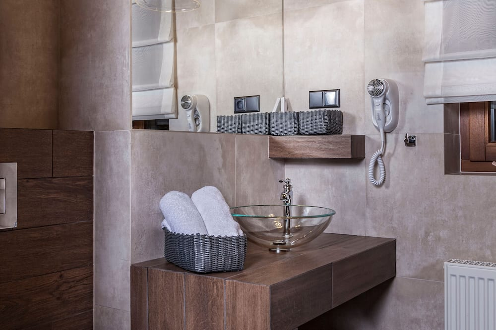 套房, 1 張特大雙人床 - 浴室