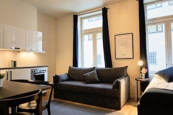 Bilde av Forenom Serviced Apartments Royal Park i Oslo