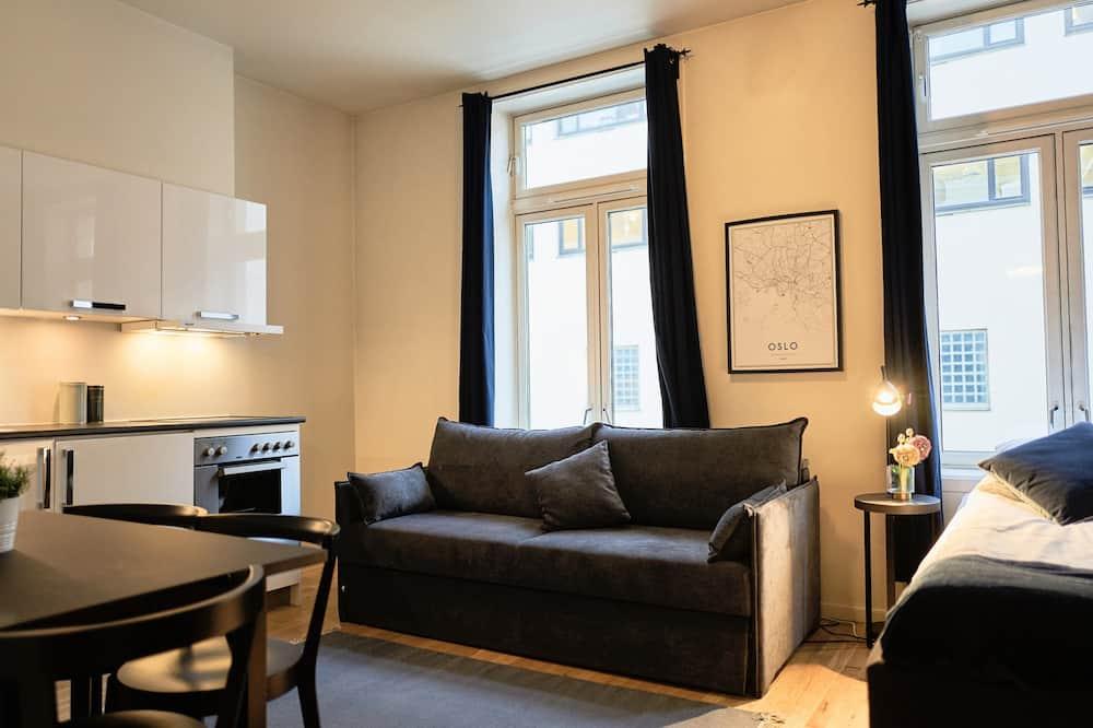 Standard Studio Apartment For Four - Kamer