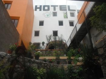Picture of Hotel Villa las Ranas in Guanajuato
