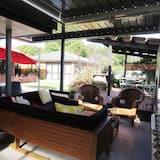 Suite monolocale Superior, 2 camere da letto, vista giardino, lato giardino - Terrazza/Patio