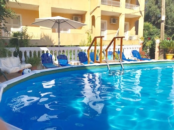 科孚島珍妮開放式公寓酒店的圖片