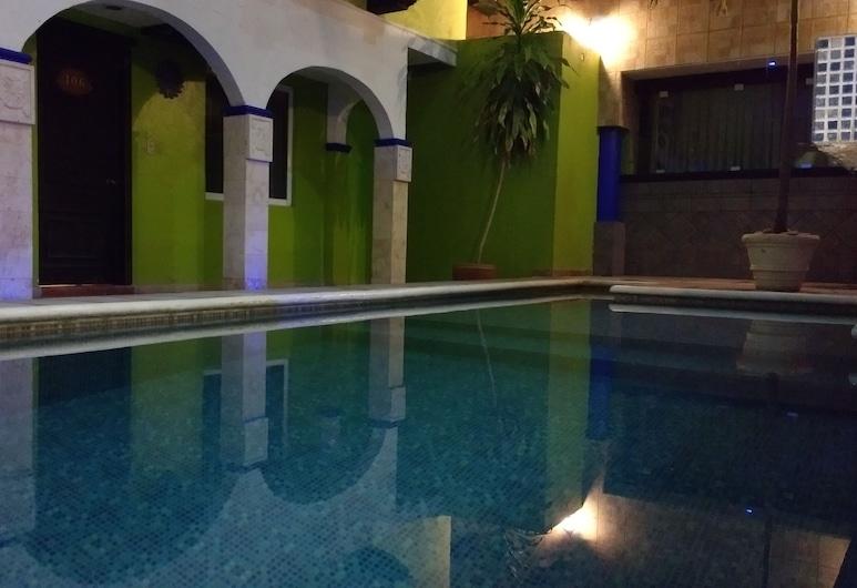 Hotel Suites Flamboyanes, Mérida, Πισίνα