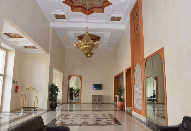 Atlantic Palm Beach, Agadir, Entrada Interior