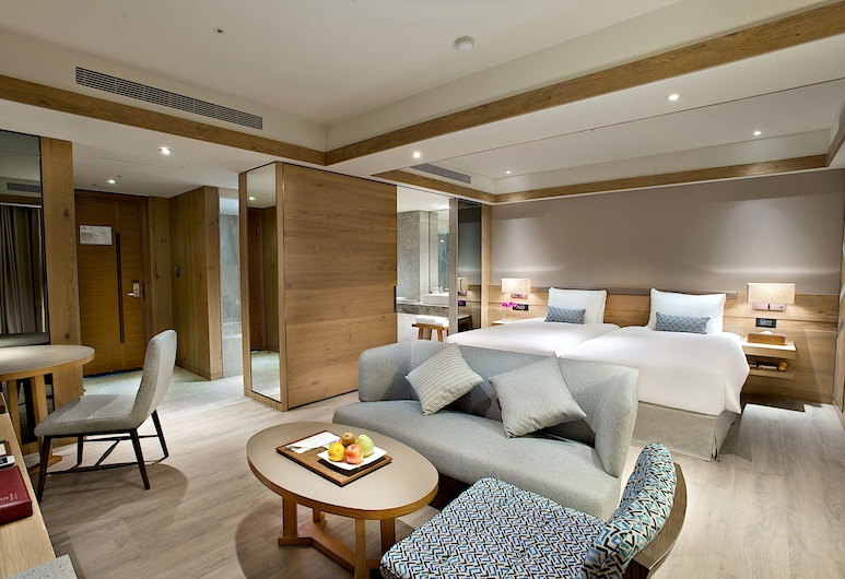 Hotel Royal Chihpen, Beinan, Suite Elite (Renovated), Quarto