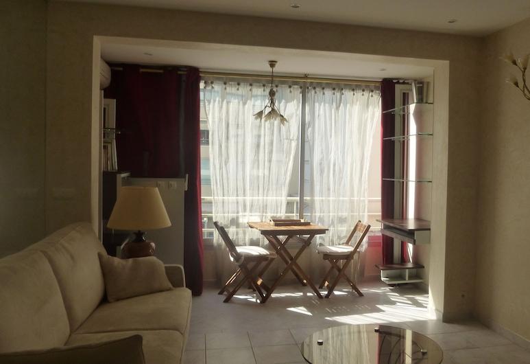 Marazur Apartments, Cannes, Estudio, Sala de estar