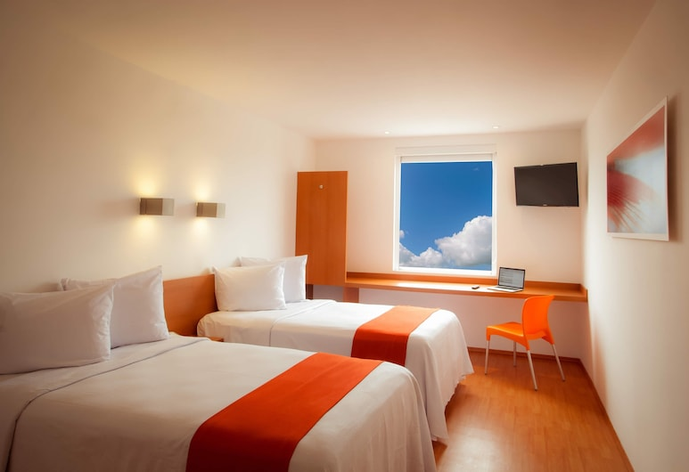 One Monclova Hotel, Монклова, Улучшенный номер, 2 двуспальные кровати, Номер