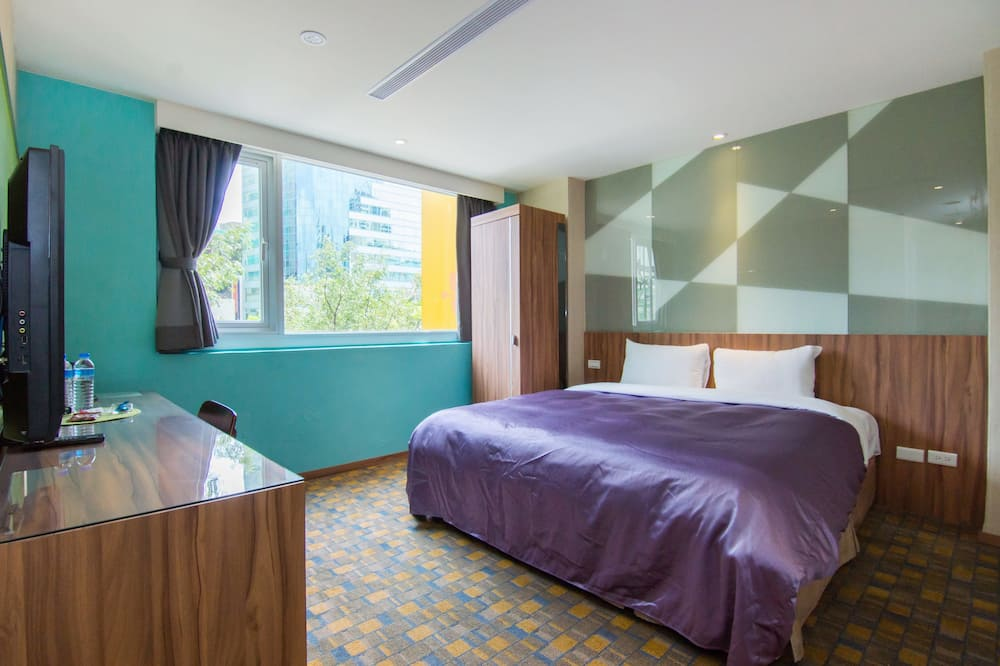 Business Double Room - Bilik mandi