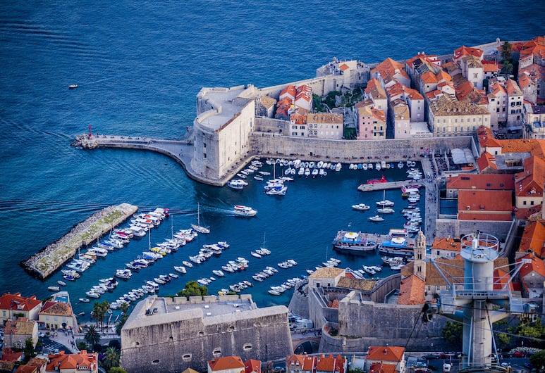 SUNce Palace Apartments, Dubrovnik, Utvendig