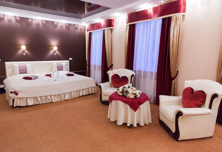 Gubernsky Hotel, Minsk, Honeymoon-Suite, Zimmer