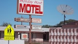 Foto do Holiday Host Motel em Sonora