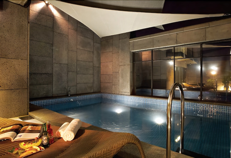 Lee Design Hotel, Yongin, Indoor Pool