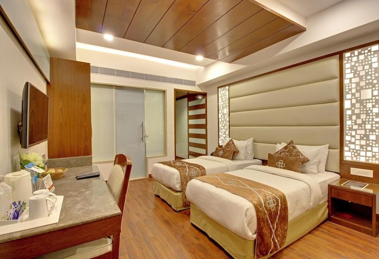 斯瓦藍宮殿酒店, 新德里, 高級客房, 客房景觀