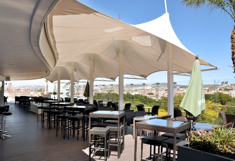 Hotel Real Alameda, Queretaro, Terrass