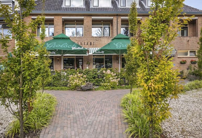 Hotel Restaurant de Smittenberg, Beekbergen, Ingang van hotel