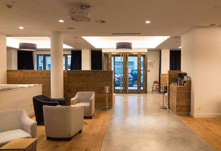 Vi Vadi Hotel Bayer 89, Munich, Lobby