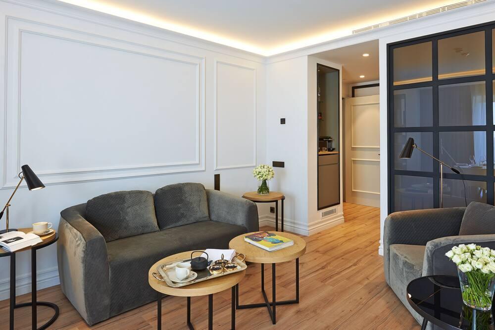 Suite (Mediterraneo) - Sala de estar