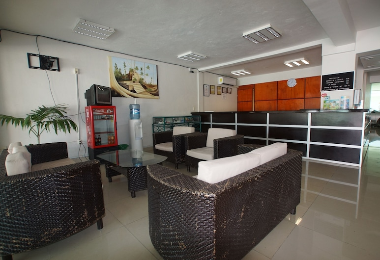 Hotel Juliet, Chetumal, Sala de estar en el lobby