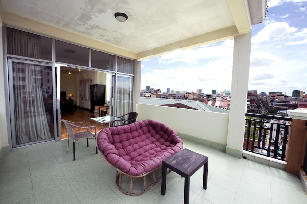 Penthouse Suite - Balcony