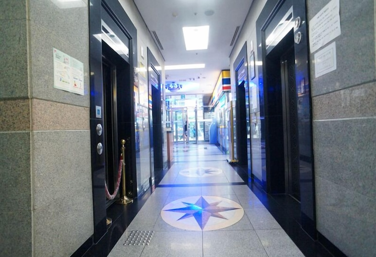 艾登市三星世貿中心站公寓, 首爾, 大堂