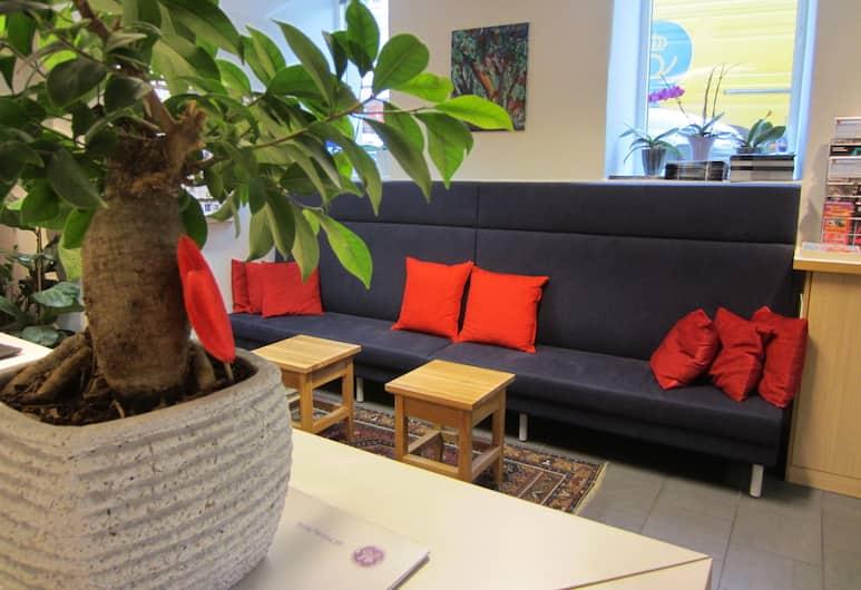 Hostel Dalagatan, Stockholm, Lobby