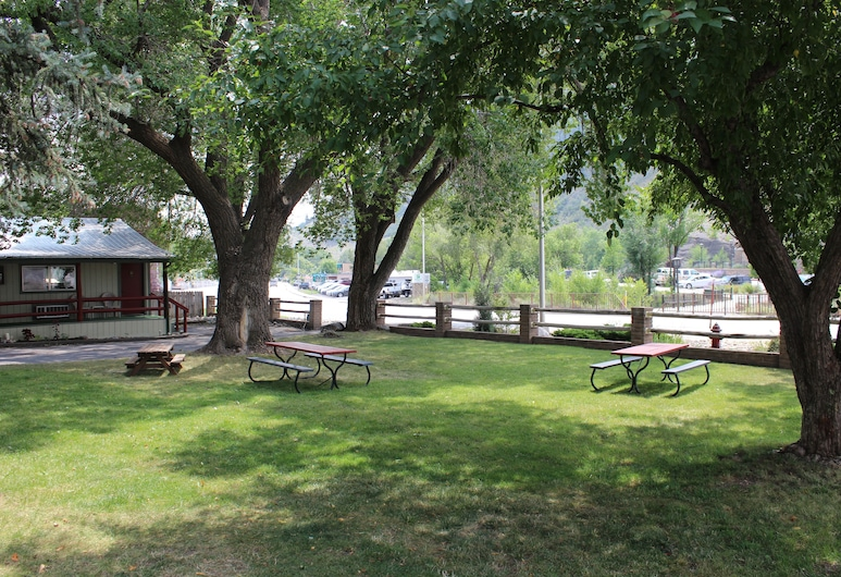 The Wapiti Lodge, דורנגו, שטחי הנכס
