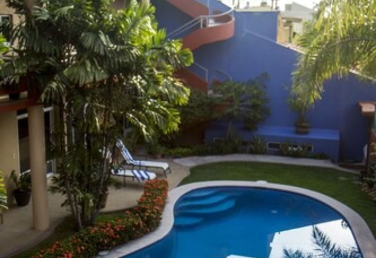 Casa Misifus , Barra de Navidad, Açık Yüzme Havuzu
