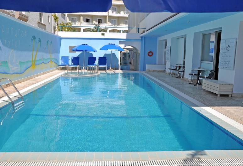 Zephyros Hotel, Kos, Bazén
