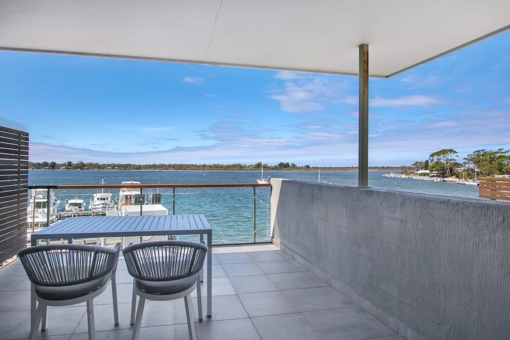 Three Bedroom Penthouse - Balcony