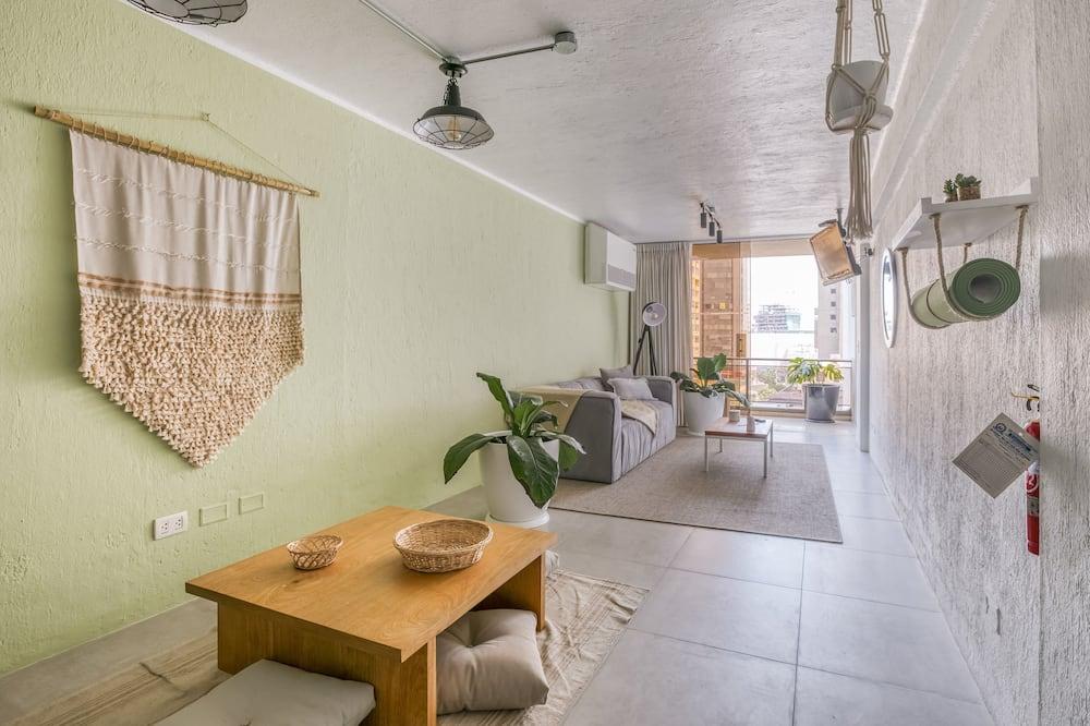 Two-Bedroom Apartment - Khu phòng khách