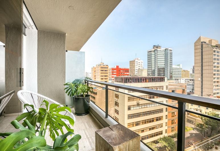 Selina Miraflores Lima, Lima, Two-Bedroom Apartment, Balcony
