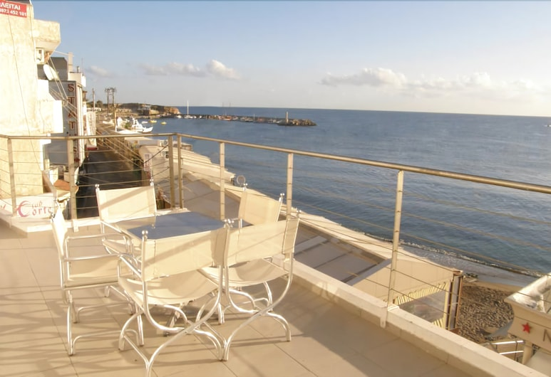 Kassavetis Hotel Aparts, Hersonissos, Balcony