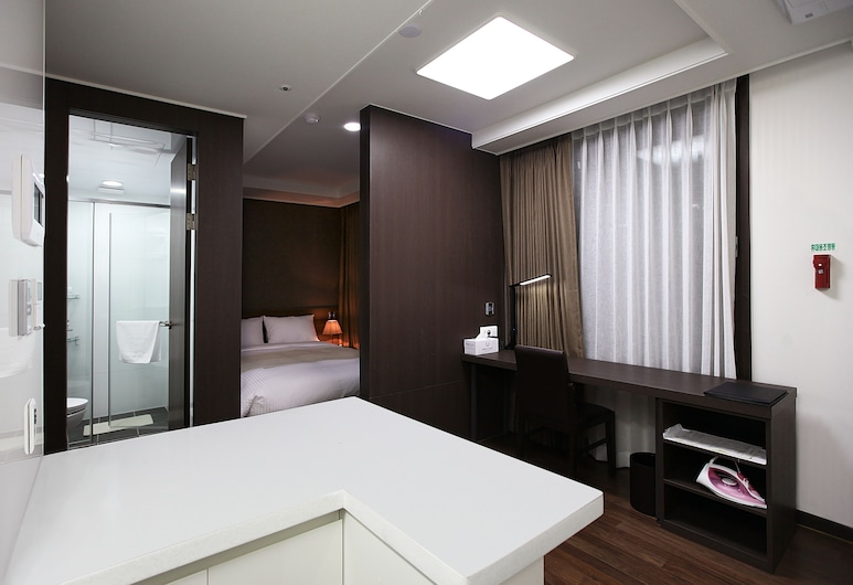 Urban Place Gangnam, Soul, Pokoj Deluxe s dvojlůžkem, Pokoj