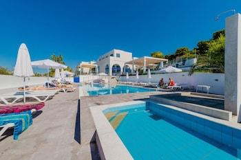 Rodos bölgesindeki Eagles Nest Hotel resmi