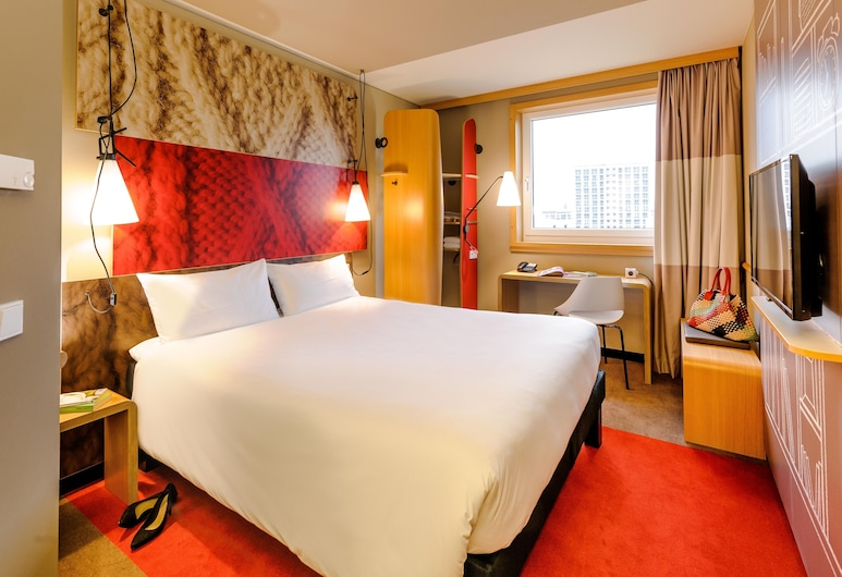 Ibis Muenchen City Arnulfpark, Munich, Room, 2 Twin Beds, Guest Room