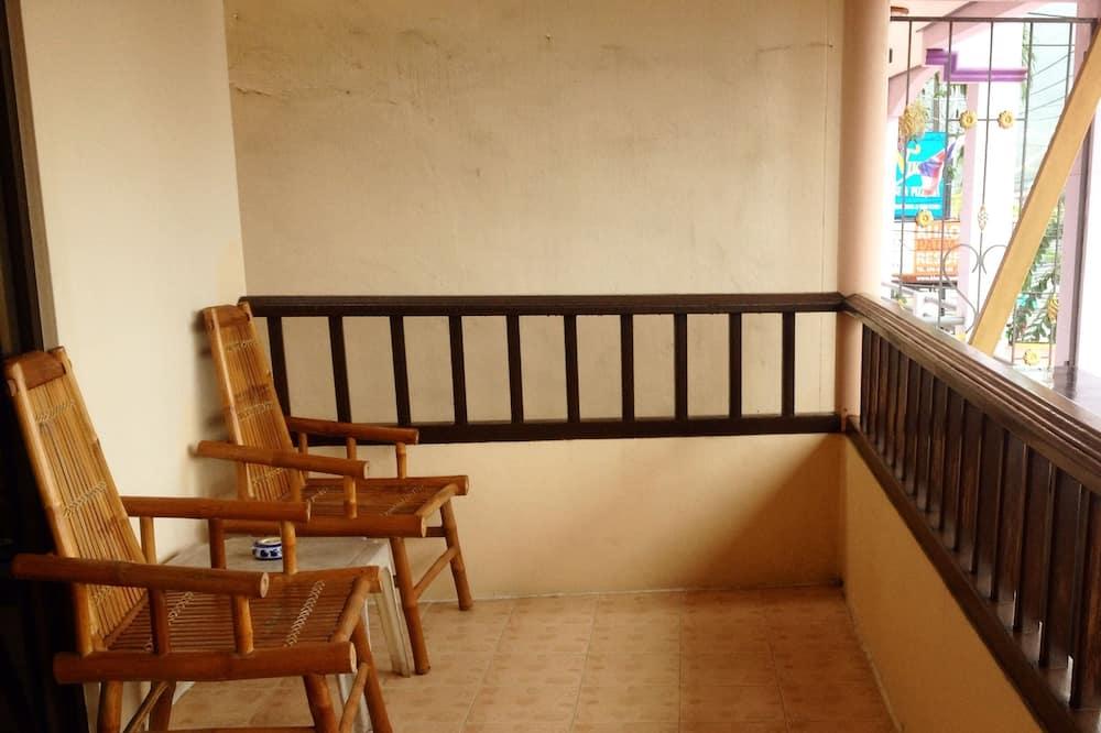 Трехместный номер - Балкон