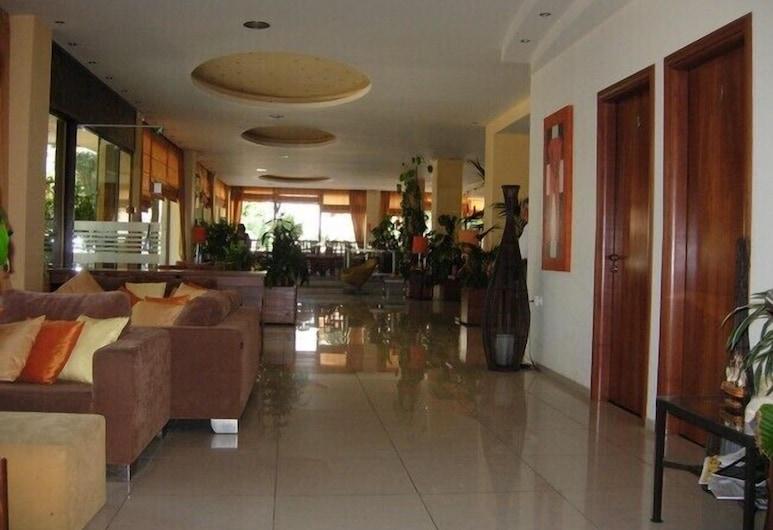 Hotel Lefkadi, Chalcis, Lobby