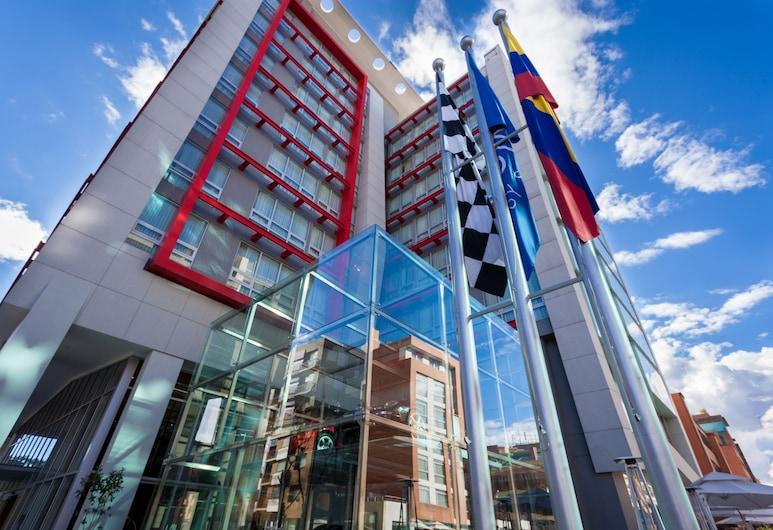 Four Points by Sheraton Bogota, Bogotá, Facciata hotel