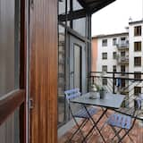 Apartment, 2 Bedrooms, Kitchen (Due Address:Via Benedetto Marcello 22) - Balcony