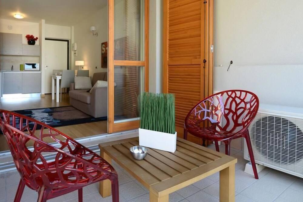 Apartment, 1 Bedroom, Kitchenette (Address: Corso di Porta Nuova 52) - Balcony