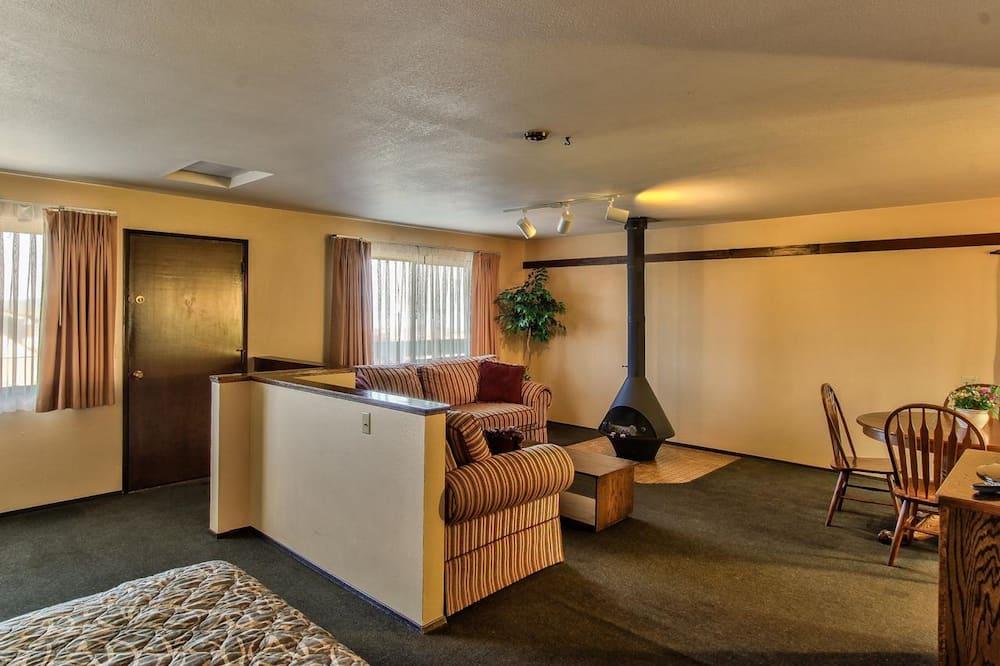 Habitación ejecutiva - Zona de estar