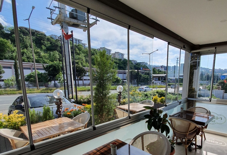 Fengo Hotel, Trabzon, Taman