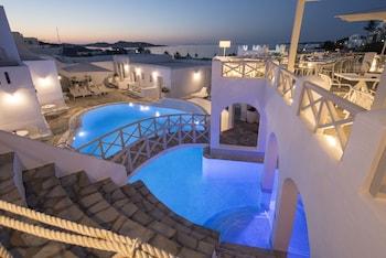帕羅斯島卡納爾套房飯店的相片